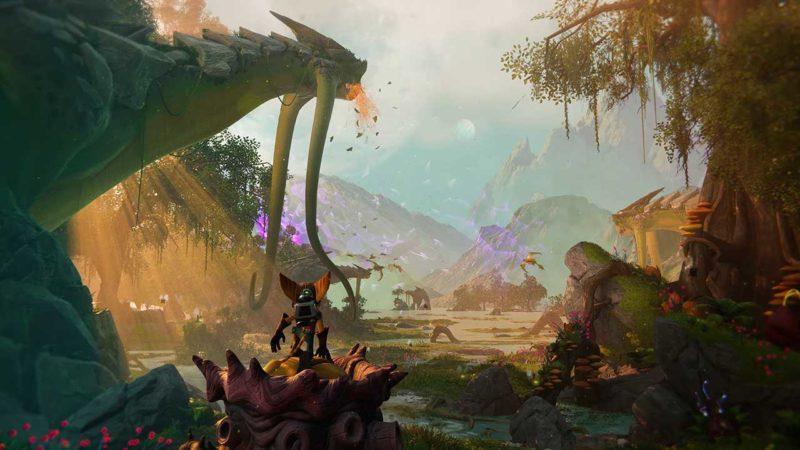 Ratchet Clank Rift Apart Resmi Diumumkan Jadi Game Eksklusif Imsomniac Di Playstation 5