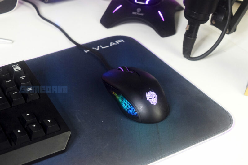 Rexus Arsa Mouse 1 Gamedaim Review