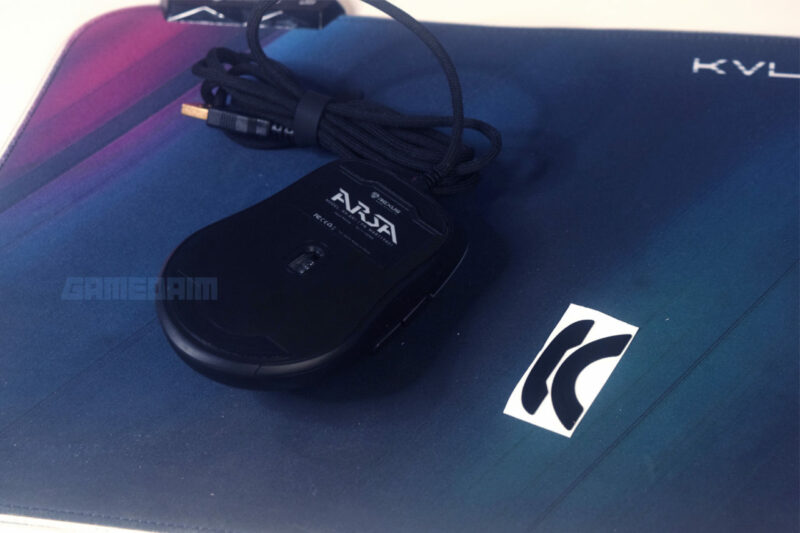Rexus Arsa Mouse Glide Gamedaim Review