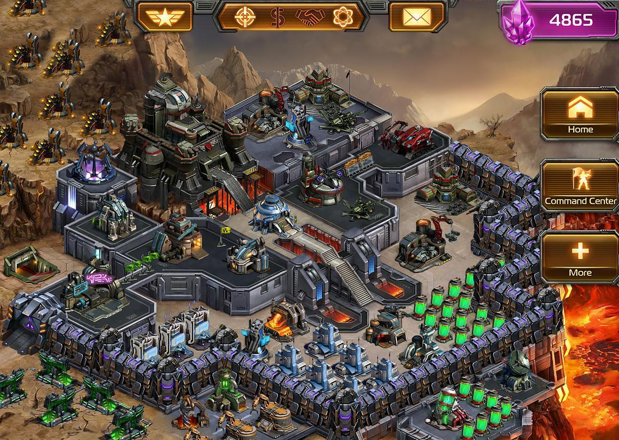Total Domination – Reborn - Game Strategi Offline Android