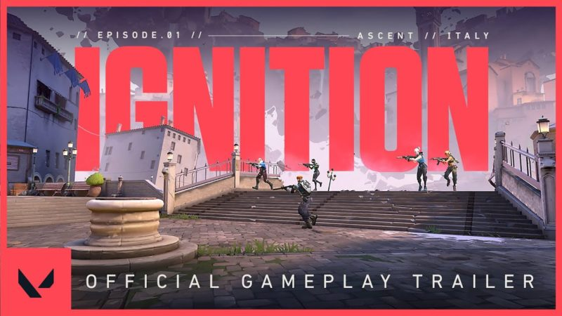 Valorant Hadirkan Turnamen Esports Perdana Bertajuk Ignition Series! oleh - gametombrider.xyz