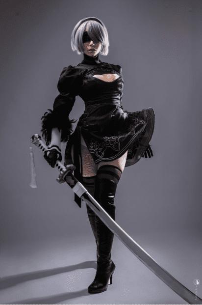 cosplay 2b 3