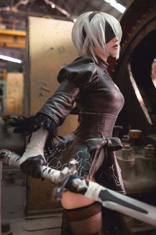 cosplay 2b 5