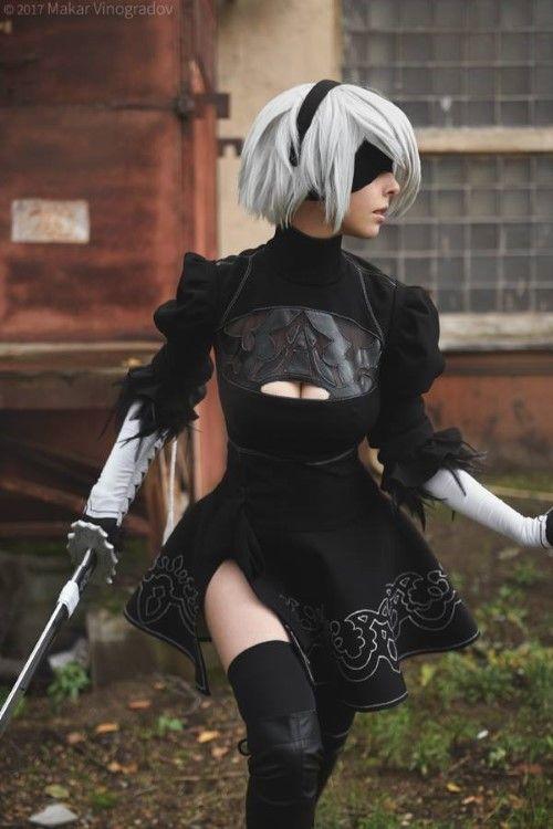 cosplay 2b 6