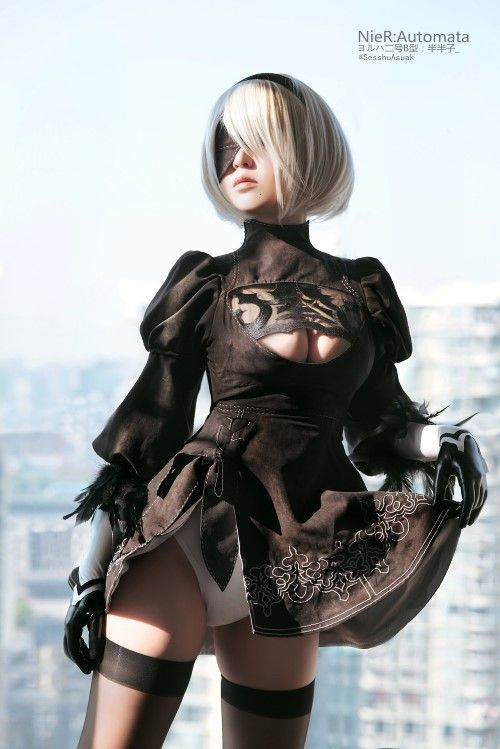 cosplay 2b 9