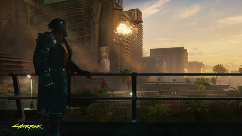 Cyberpunk 2077 Memungkinkan Pemain Untuk Membabi Buta Seperti Gta