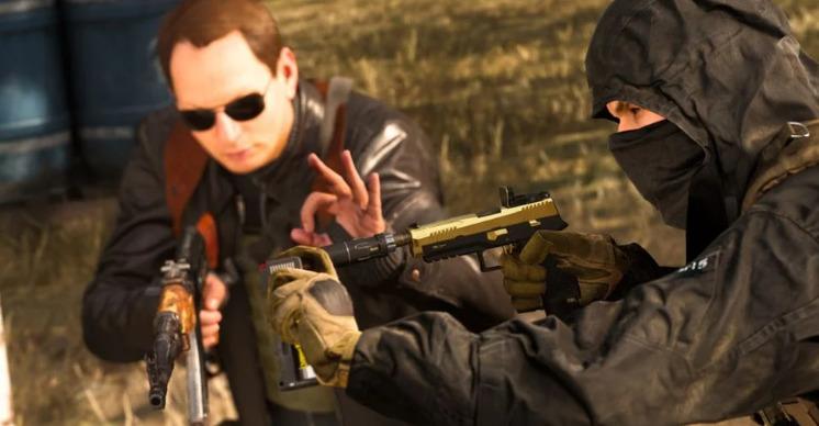 Disebut Rasis Oleh Media Barat, Gestur Ok Di Call Of Duty Modern Warfare Dihilangkan! Gamedaim
