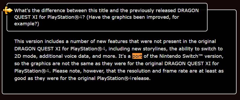 Dragon Quest XI S: Definitive Edition Versi PlayStation 4, Xbox One dan PC adalah Hasil Port dari Switch! oleh - gametombrider.xyz