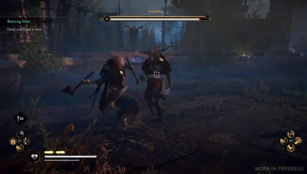 Gameplay Assassin S Creed Valhalla Kembali Bocor Perlihatkan