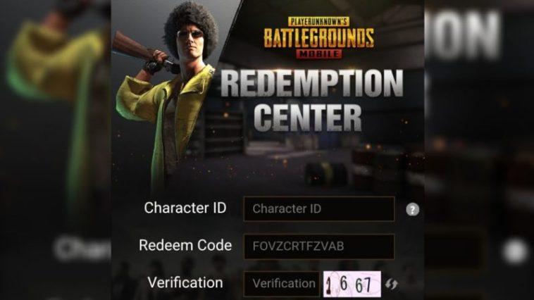Kode Redeem PUBG Mobile Terbaru Juli 2020 Gamedaim