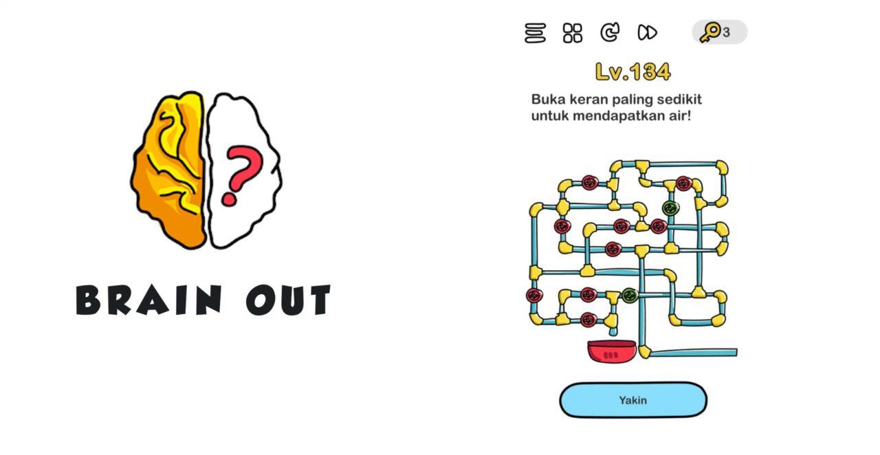 Kunci Jawaban Brain Out Dari Level 1 – 221 Bahasa Indonesia! Gamedaim