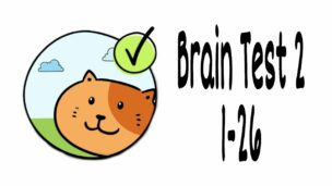 Kunci Jawaban Brain Test 2 Petualangan Si Mpus Level 1 – 26 Gamedaim