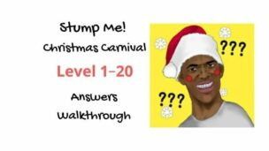 Kunci Jawaban Stump Me Karnaval Natal Dari Level 1 – 20! Gamedaim