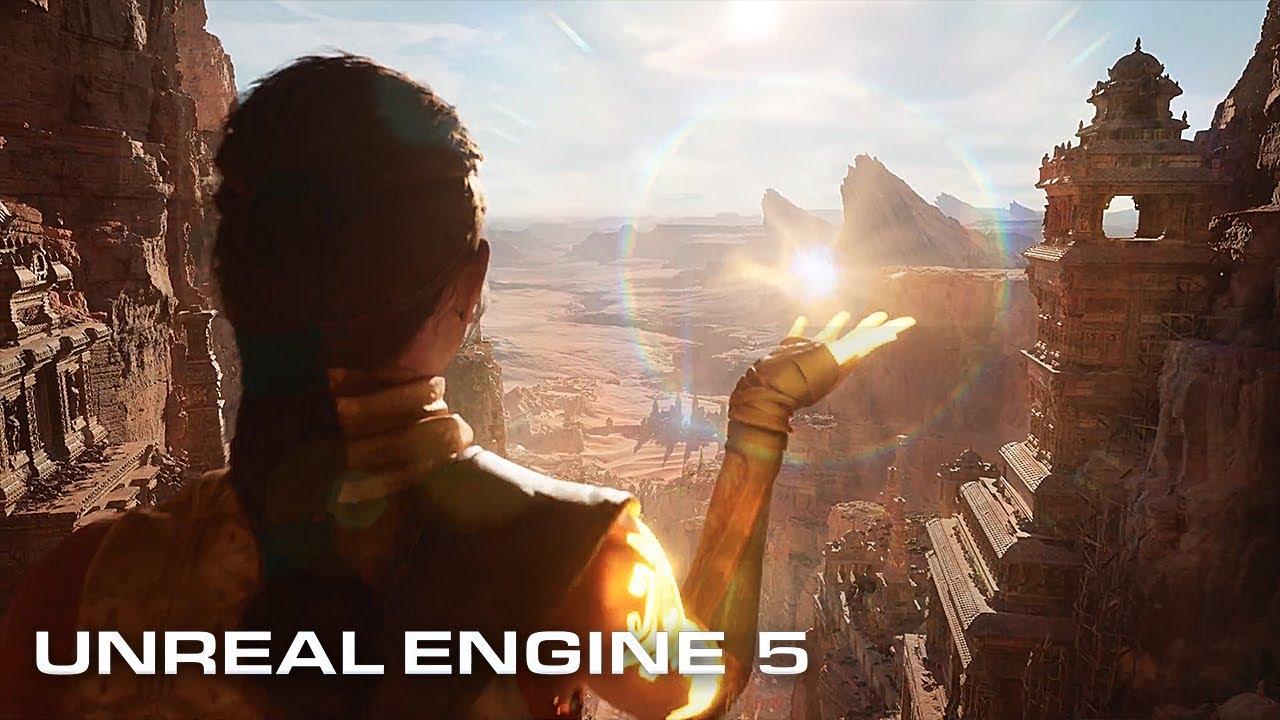 Petinggi Epic Games Sebut Ps5 Dan Xbox Series X Mampu Hadirkan Tampilan Setara Dengan Film! Gamedaim