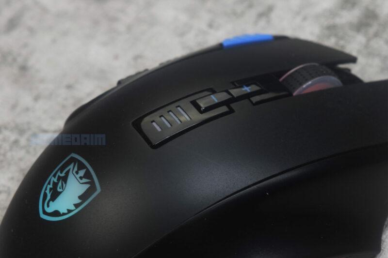 Sades Axe Dpi Button Gamedaim Review
