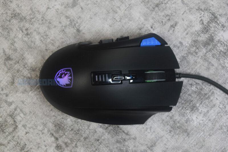 Sades Axe Mouse 4 Gamedaim Review