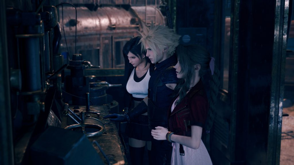 Survey Gamer Final Fantasy Vii Remake Cloud Lebih Populer Ketimbang Tifa Dan Aerith! Gamedaim
