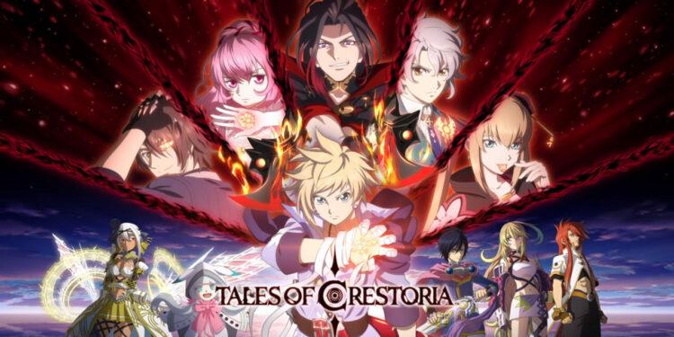 Tales Of Crestoria Kini Resmi Dirilis Di Platform Mobile Secara Gratis! Gamedaim