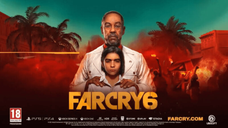 Trailer Dari Far Cry 6 Bocor Ke Internet