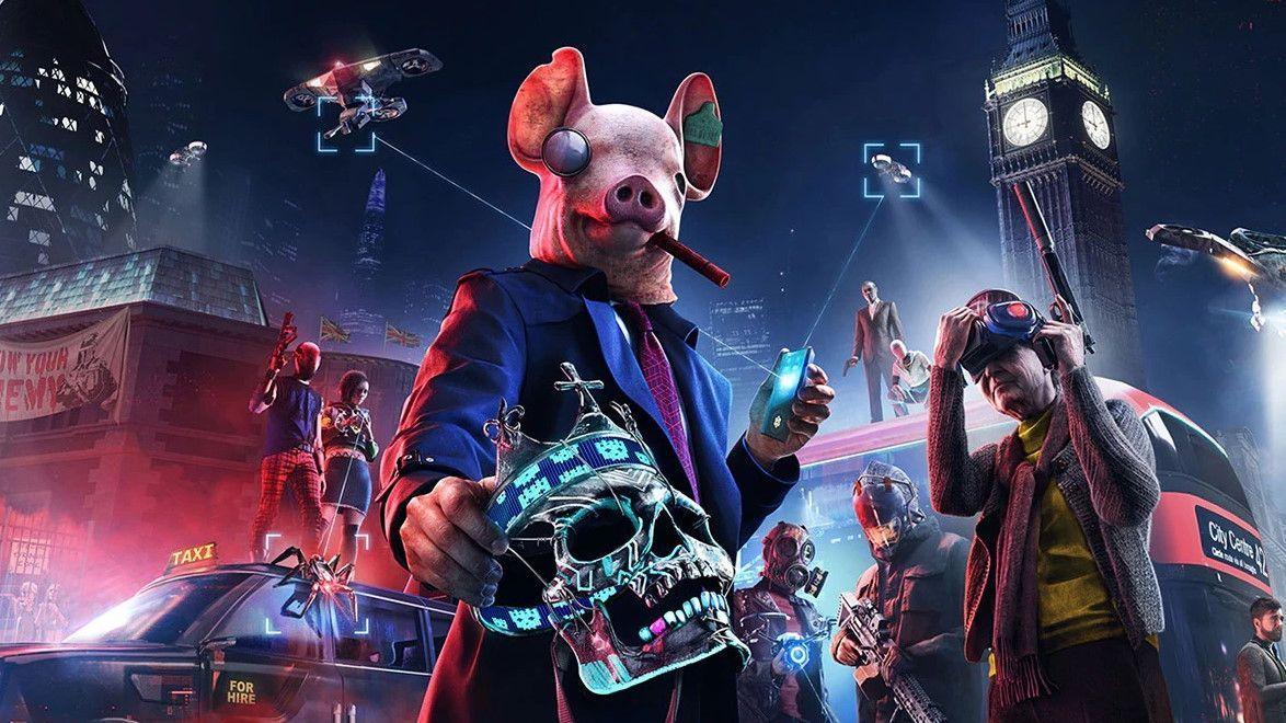 Semua Lokasi Masker pada Watch Dogs Legion | Ubisoft