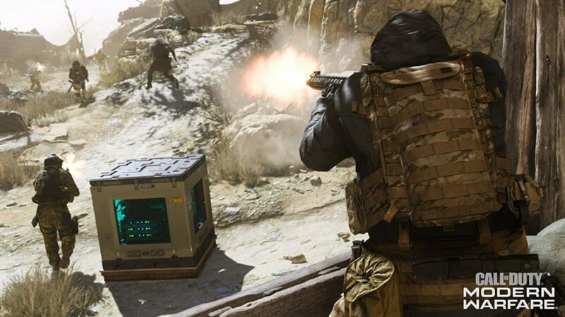 Ukuran Call Of Duty Modern Warfare Versi Pc Resmi Tembus 200 Gb