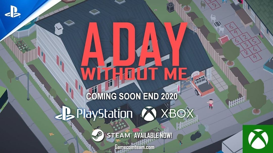 A Day Without Me Ps4 Dan Xbox One