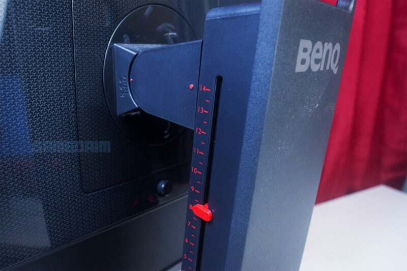 Benq Zowie Xl2746s Adjustable Height Gamedaim Review