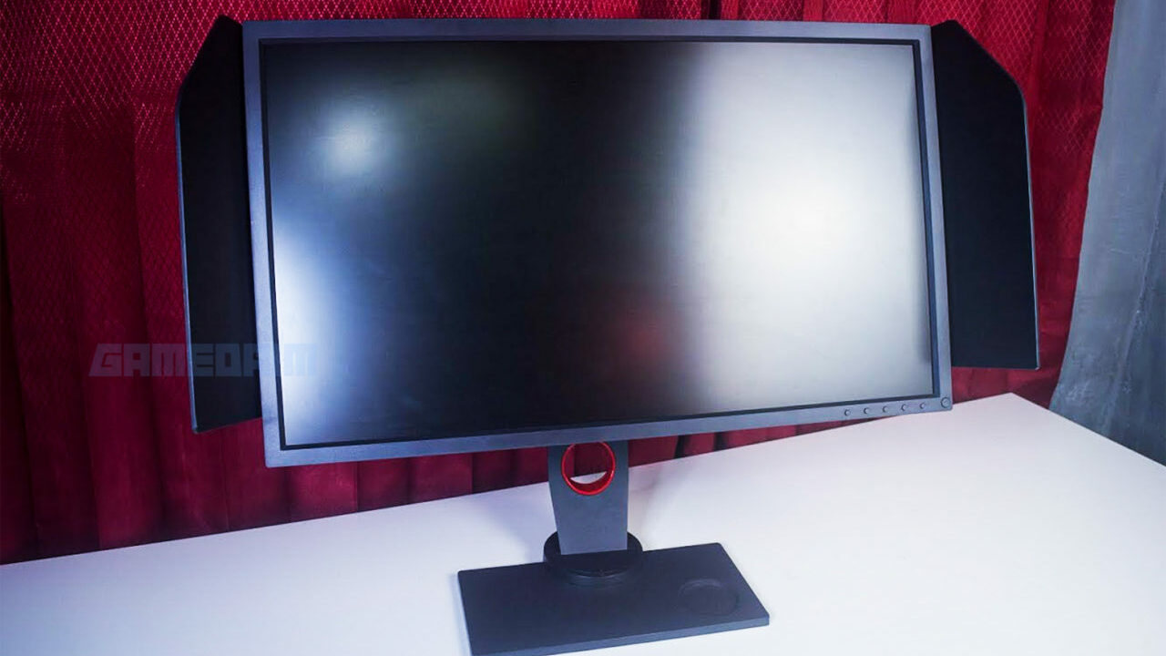 Benq Zowie Xl2746s Front Look Gamedaim Review