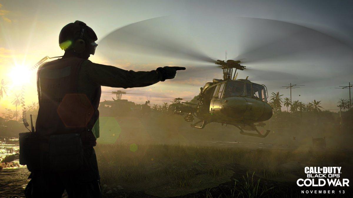 Black Ops Cold War Open Beta