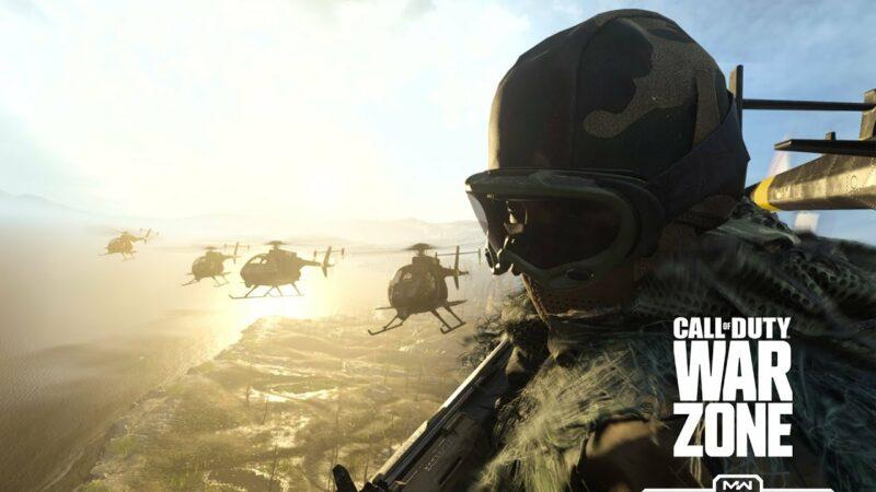 Call Of Duty Warzone Capai 75 Juta Pemain Di Seluruh Dunia