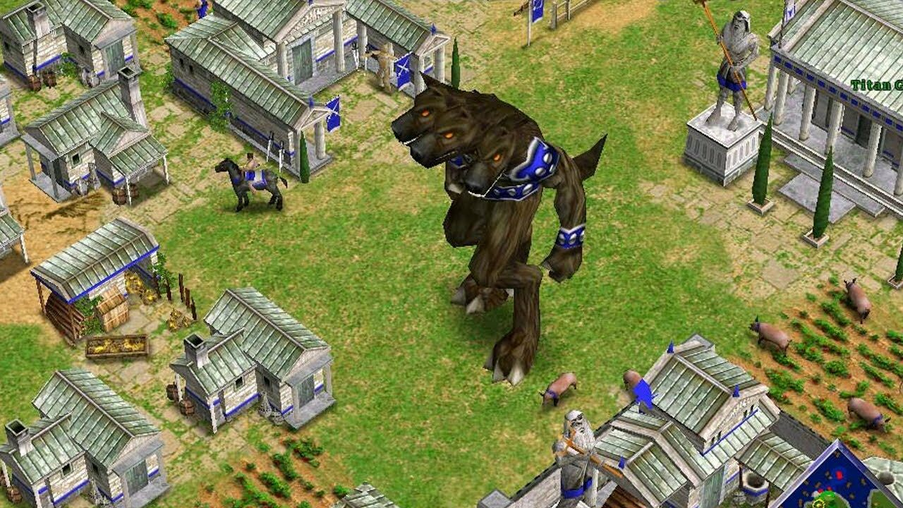 Cheat Age Of Mythology Lengkap Bahasa Indonesia! Gamedaim