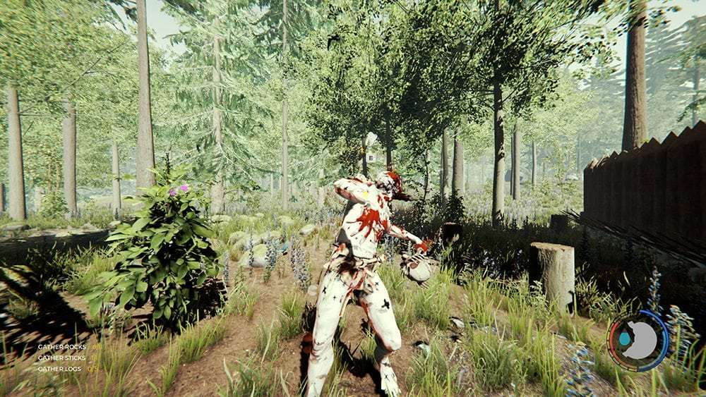 Cheat The Forest Pc Lengkap Bahasa Indonesia!