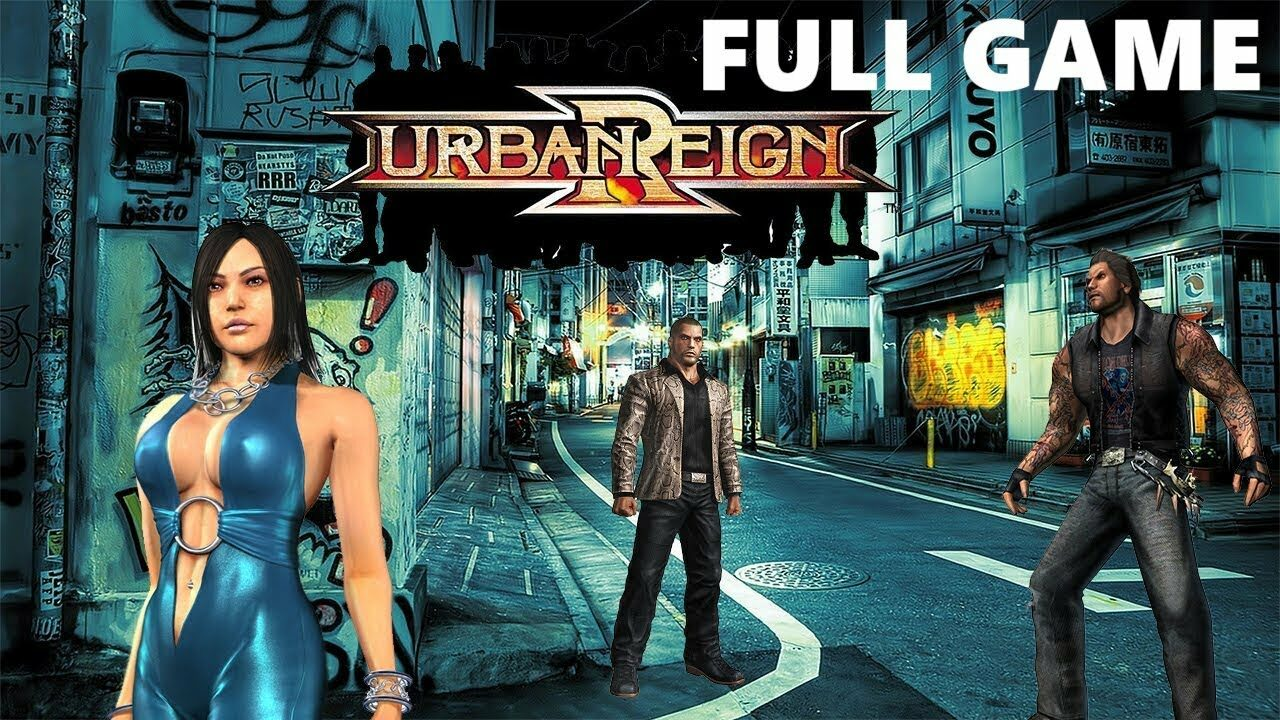 Cheat Urban Reign Ps2 Lengkap Bahasa Indonesia! Gamedaim