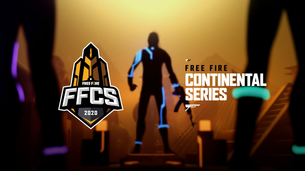 Free Fire Continental Series 2020 Thumbnail