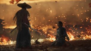 Ghost Of Tsushima Umumkan Mode Multiplayer Bernama Legends! Gd
