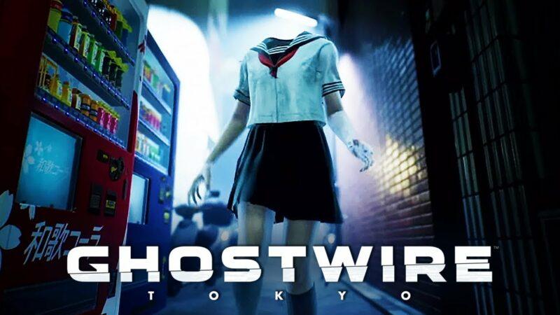 GhostWire: Tokyo Deathloop PS5