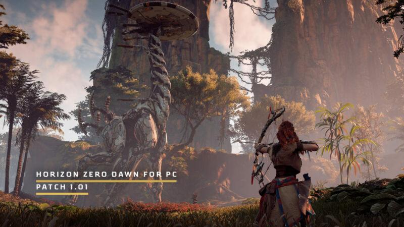 Horizon Zero Dawn Pc Patch 1.01
