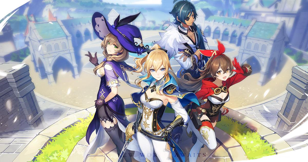 Mihoyo Resmi Umumkan Jadwal Rilis Genshin Impact Versi Playstation 4!