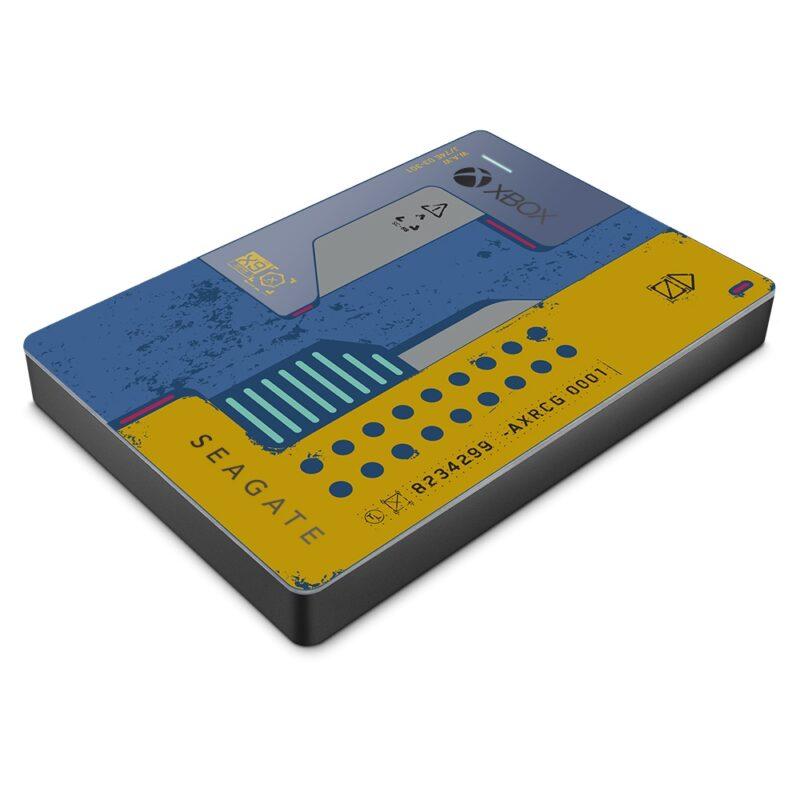 Seagate Gamedrive Cyberpunk 2tb Main Packaging