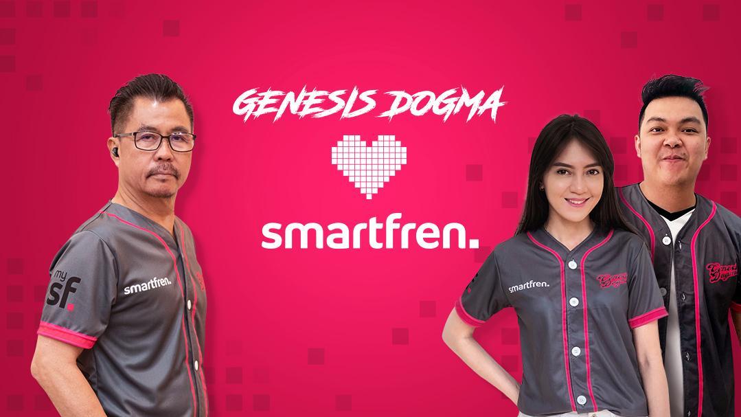 Serius Di Esports, Smartfren Dan Genesis Dogma Bekerja Sama Hadirkan Edukasi Virtual Dan Lifestyle Esports