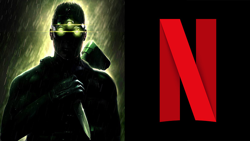 Splinter Cell Tuju Netflix, Jadi Serial Animasi!