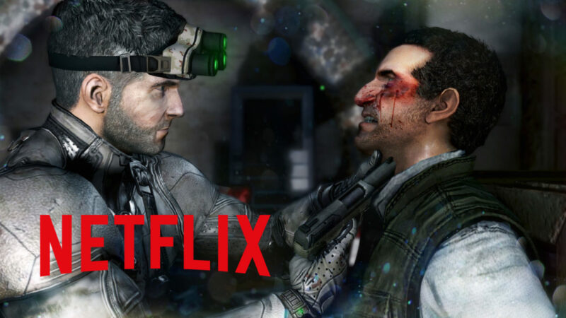 Splinter Cell Tuju Netflix Jadi Serial Animasi