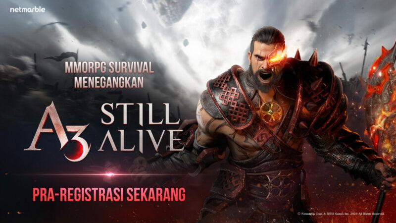A3 Still Alive