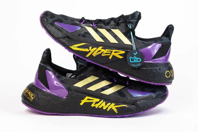 Adidas X Cyberpunk 1