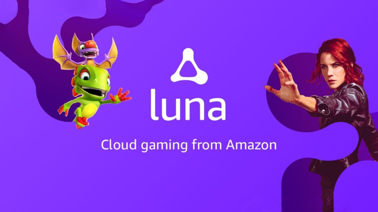 Amazon Umumkan Layanan Cloud Gaming Mereka Luna