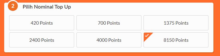 Begini Cara Top Up Points Valorant Dengan Mudah! Nominal