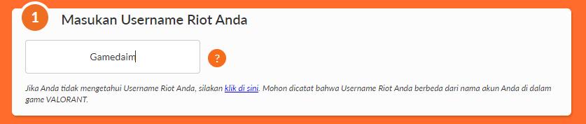 Begini Cara Top Up Points Valorant Dengan Mudah! Username