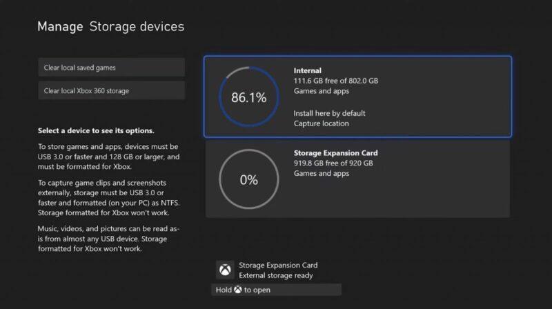 Bukan 1 Tb Storage Internal Xbox Series X Hanya Bisa Digunakan 802 Gb Saja
