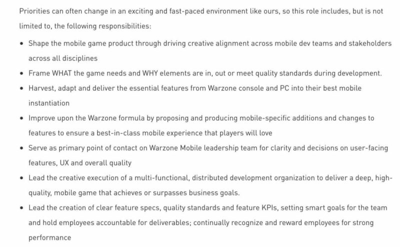 Call Of Duty Warzone Juga Tuju Platform Mobile