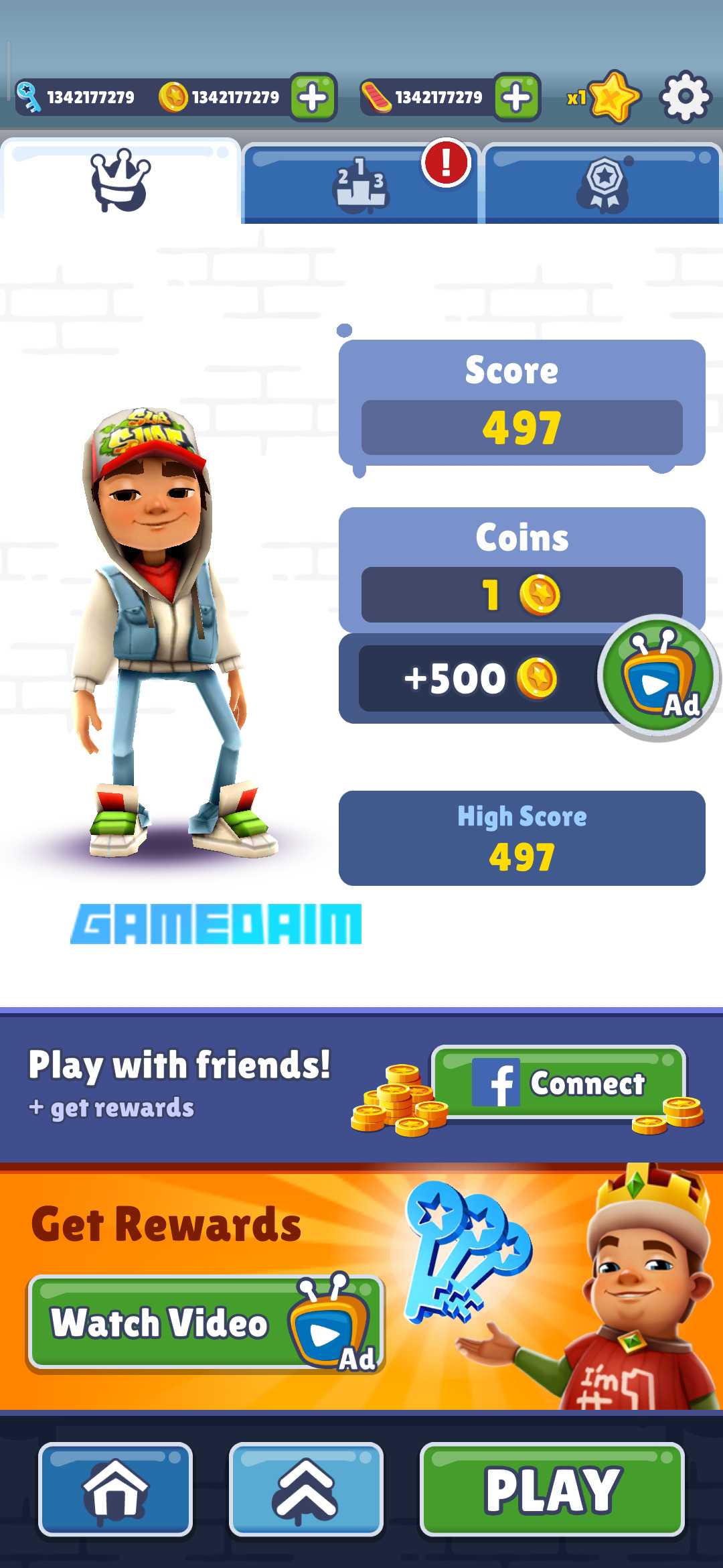 Cheat Subway Surfers Terbaru 2020! Mainkan